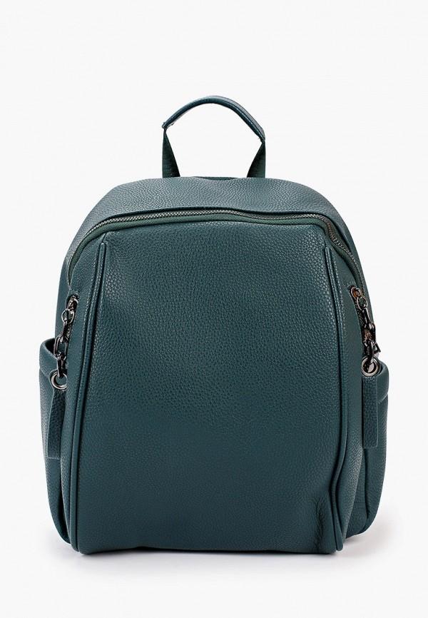 женский рюкзак ors oro, зеленый