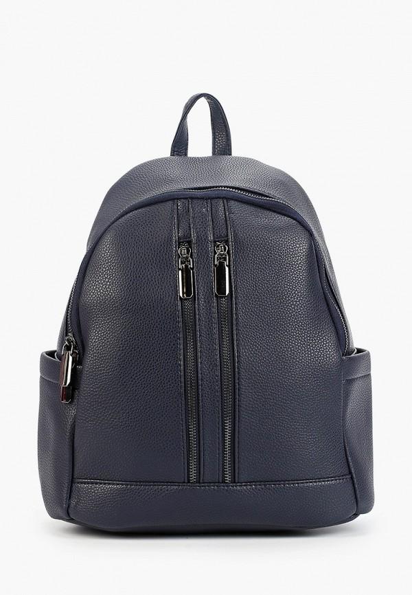 женский рюкзак ors oro, синий