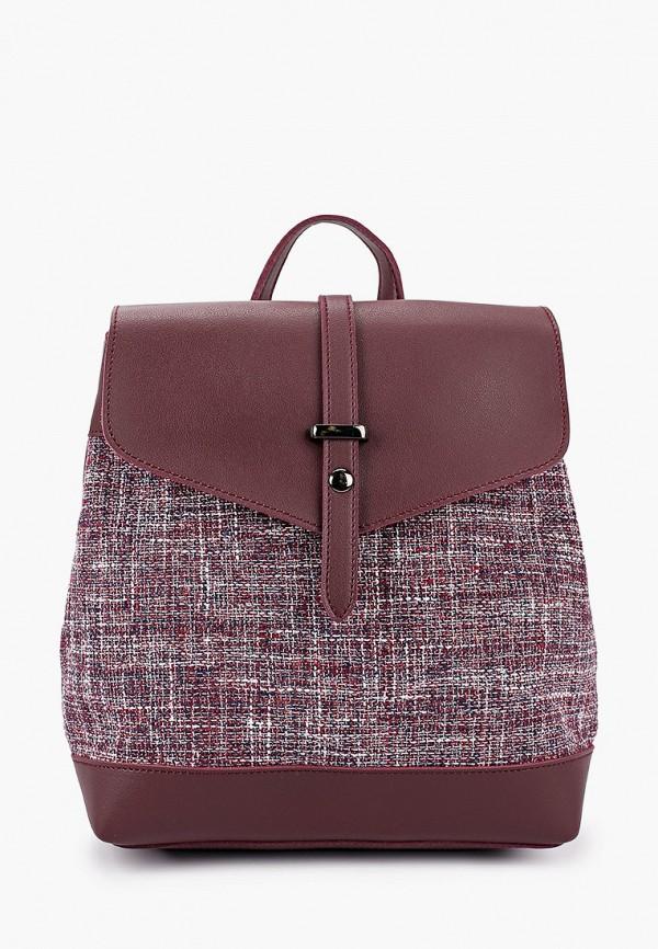 женский рюкзак ors oro, фиолетовый