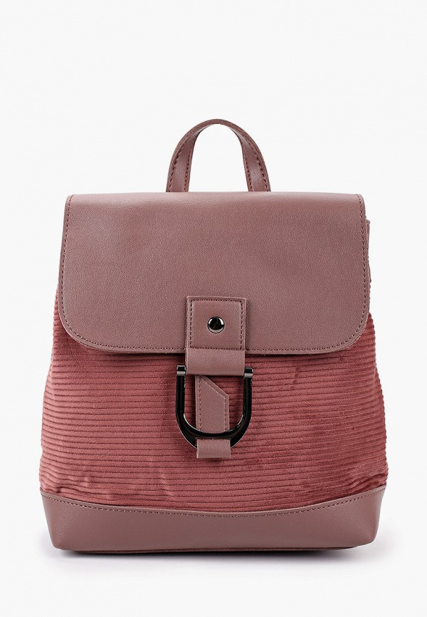 женский рюкзак ors oro, розовый