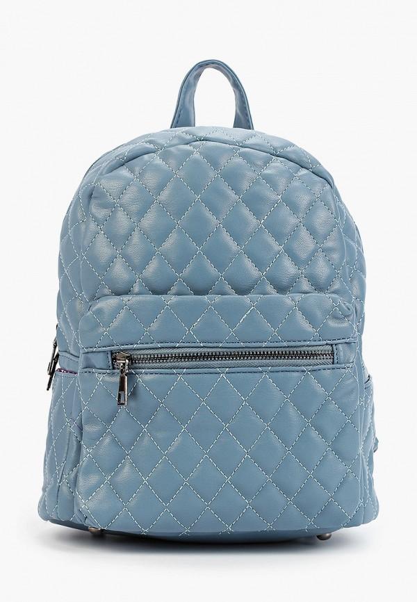 женский рюкзак ors oro, голубой