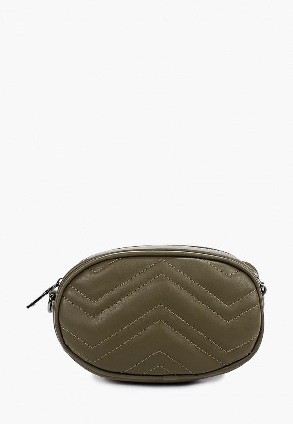 женская сумка ors oro, хаки