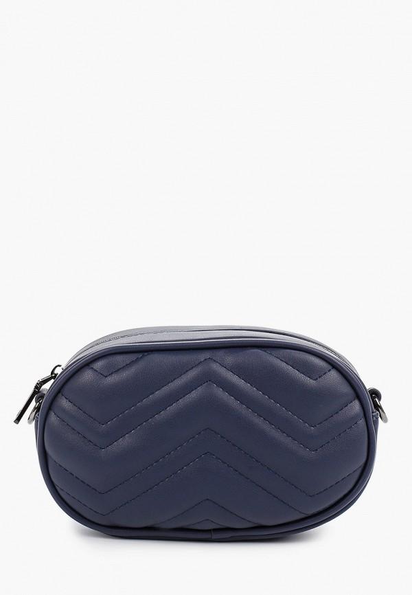 женская сумка ors oro, синяя