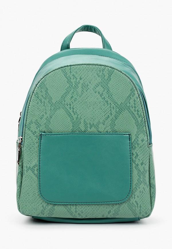 женский рюкзак ors oro, бирюзовый