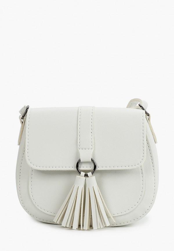 женская сумка ors oro, белая