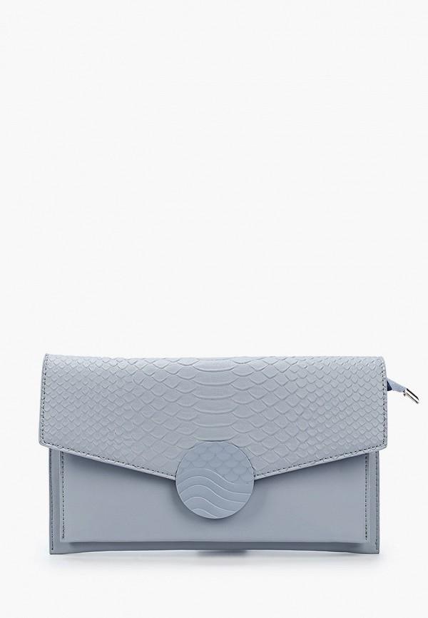 женская сумка ors oro, голубая