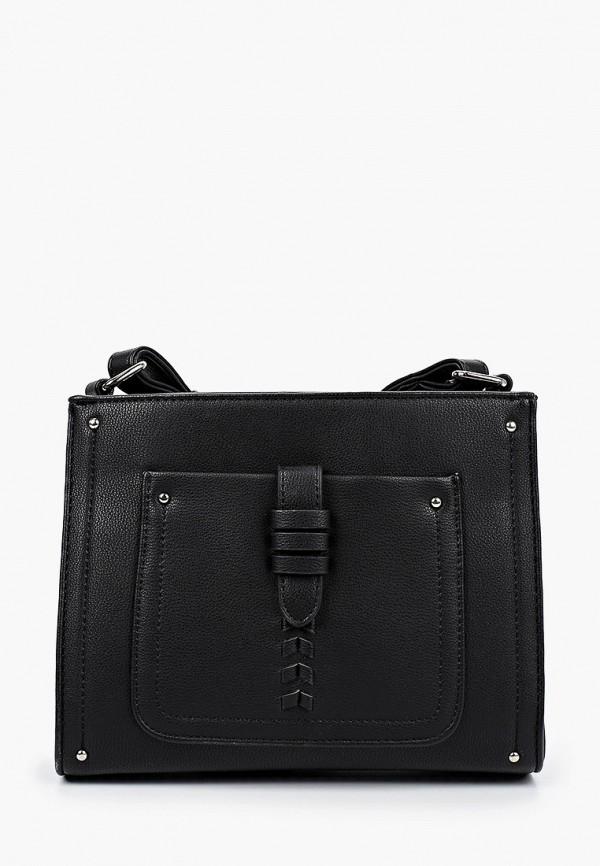 женская сумка ors oro, черная