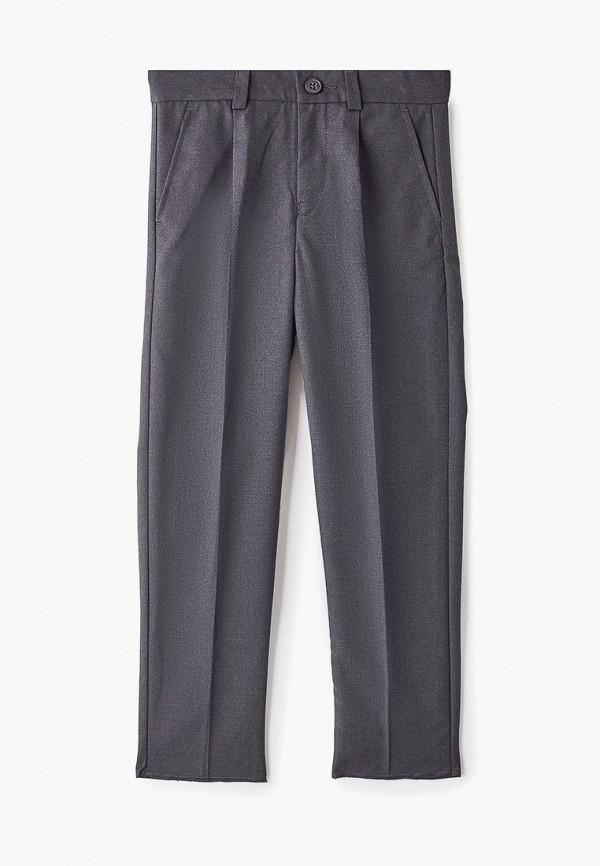 брюки orby для мальчика, серые