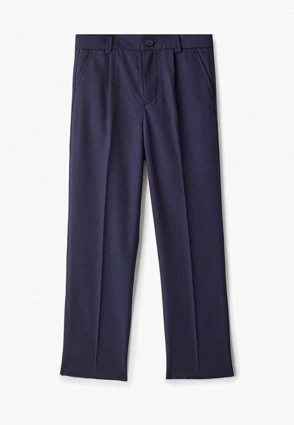 брюки orby для мальчика, синие