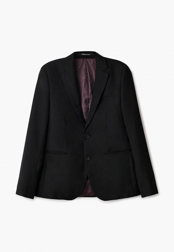 пиджак orby для мальчика, черный