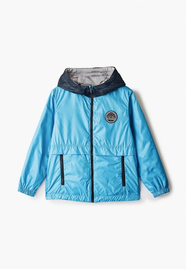куртка orby для мальчика, разноцветная