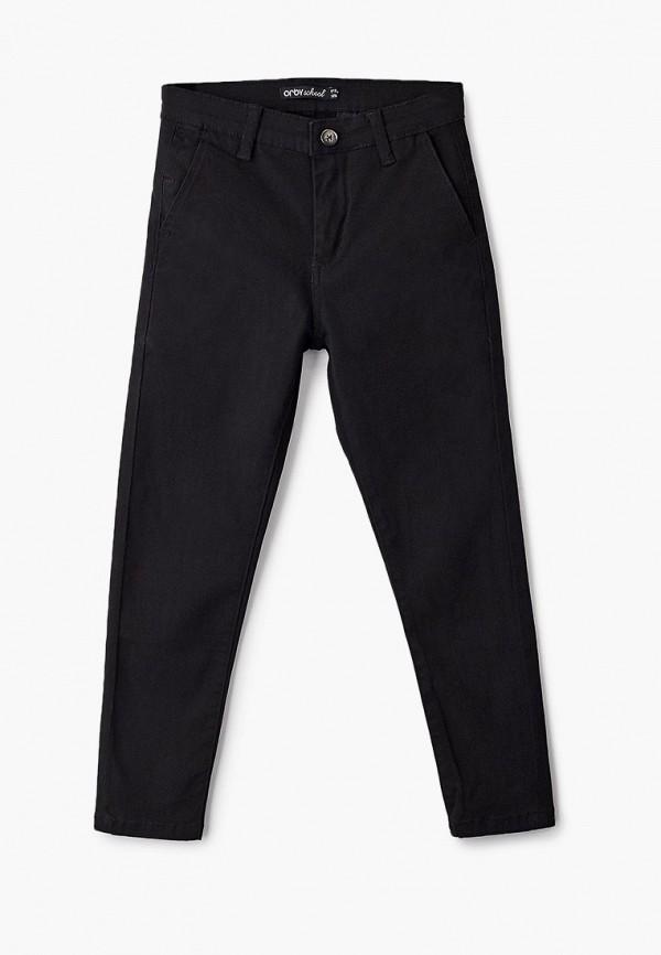 брюки orby для мальчика, черные