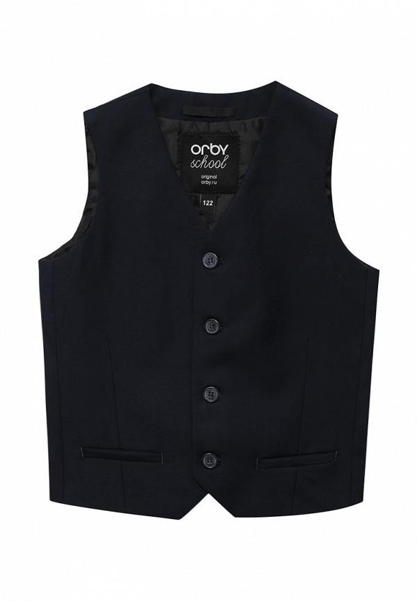 Жилет Orby Orby OR012EBUBX61 orby orby блузка детская для школы на кнопках голубая полоса