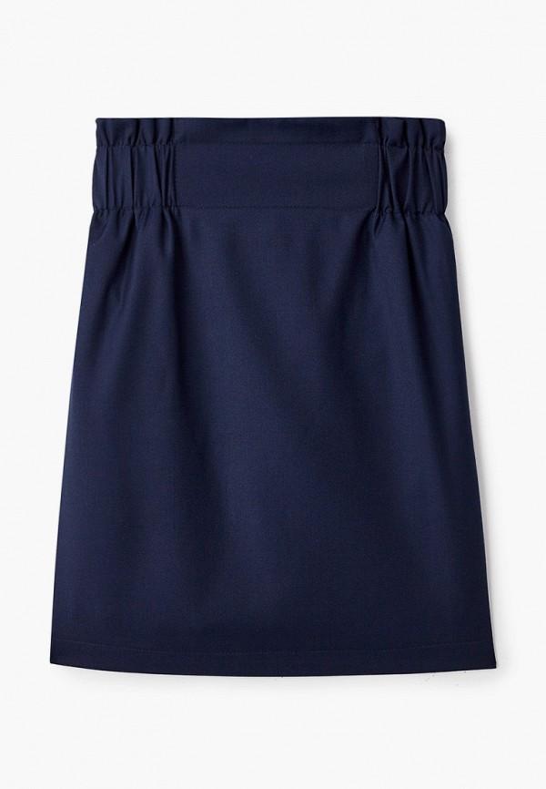юбка orby для девочки, синяя