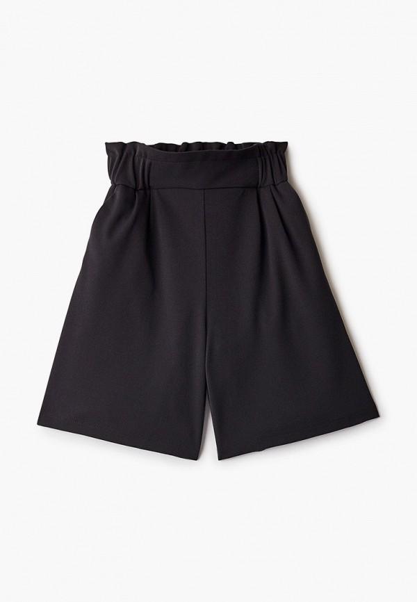 шорты orby для девочки, черные