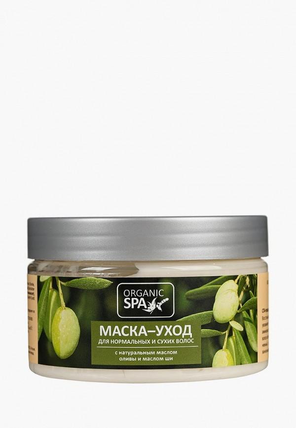 Купить Маска для волос Organic Spa, Олива Восстановление для нормальных волос 250 мл, or017lwdtbi4, прозрачный, Весна-лето 2019