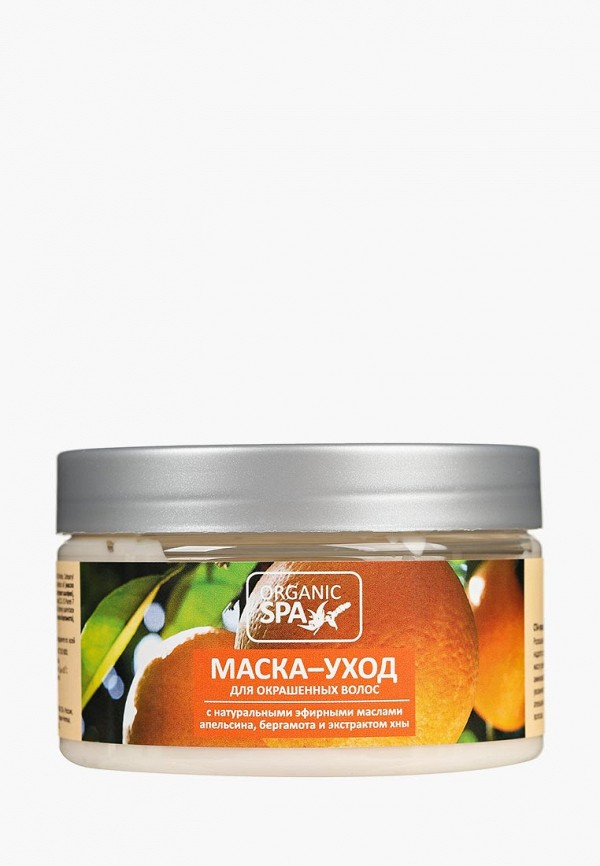 Маска для волос Organic Spa Organic Spa OR017LWDTBJ3 шампунь organic spa organic spa or017lwdtbk0