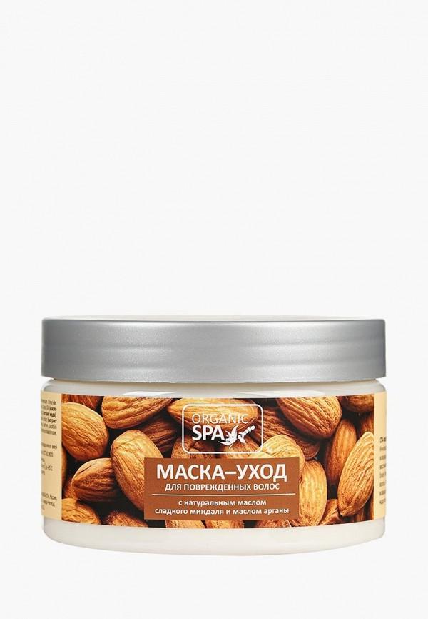 Купить Маска для волос Organic Spa, Интенсивное питание для поврежденных волос, 250 мл, or017lwdtbj4, прозрачный, Весна-лето 2019