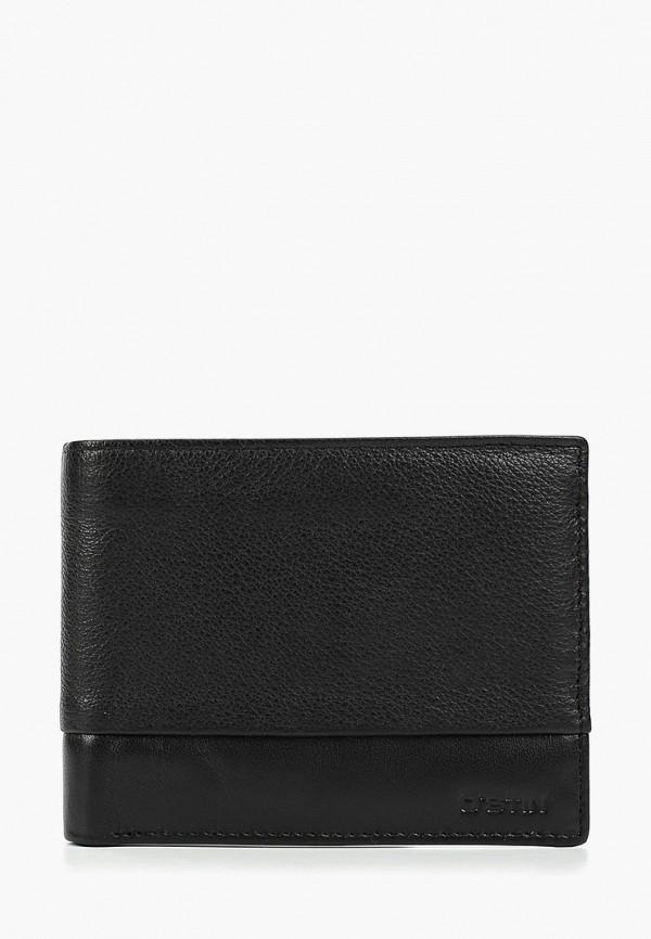 мужской кошелёк o'stin, черный