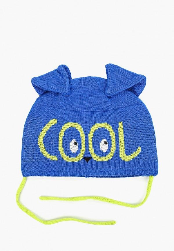 шапка o'stin для мальчика, синяя