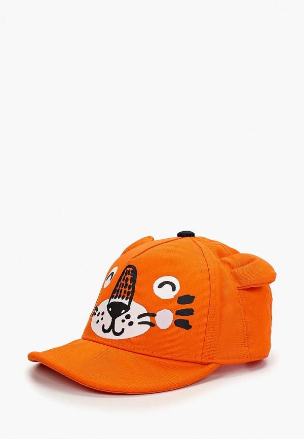бейсболка o'stin для мальчика, оранжевая