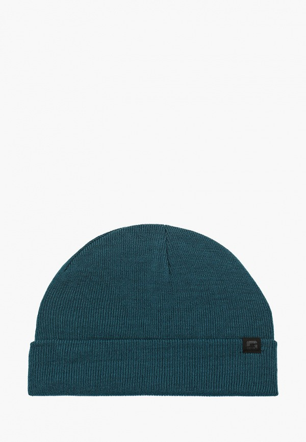 мужская шапка o'stin, бирюзовая