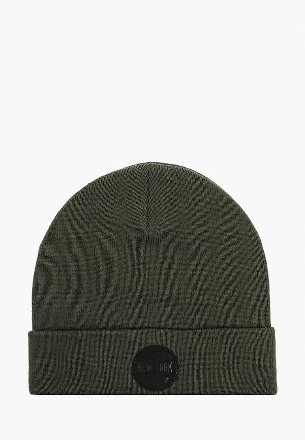 мужская шапка o'stin, хаки