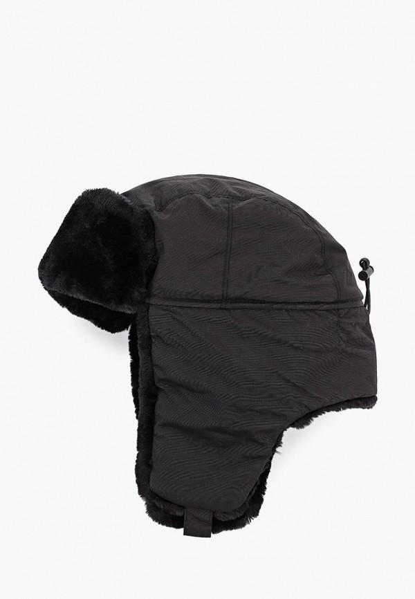 мужская шапка o'stin, черная