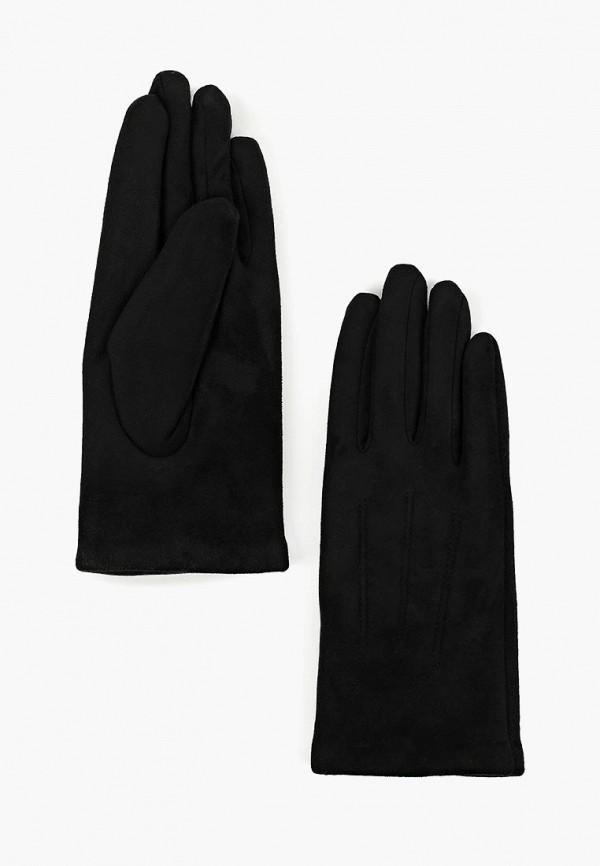 женские перчатки o'stin, черные