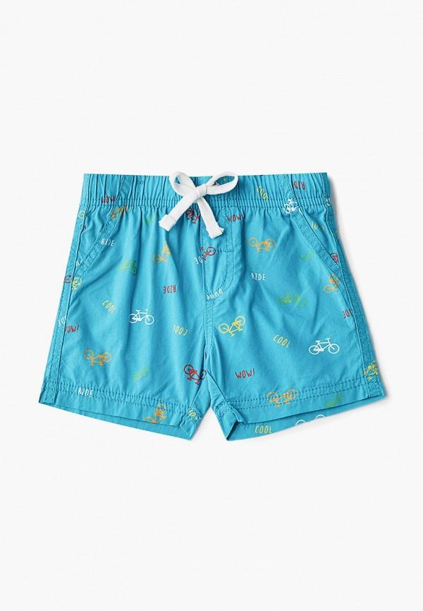 шорты o'stin для мальчика, голубые