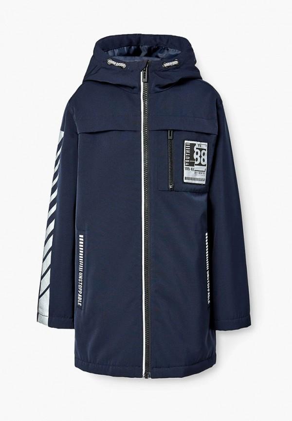 Фото - Куртку утепленная O'stin синего цвета