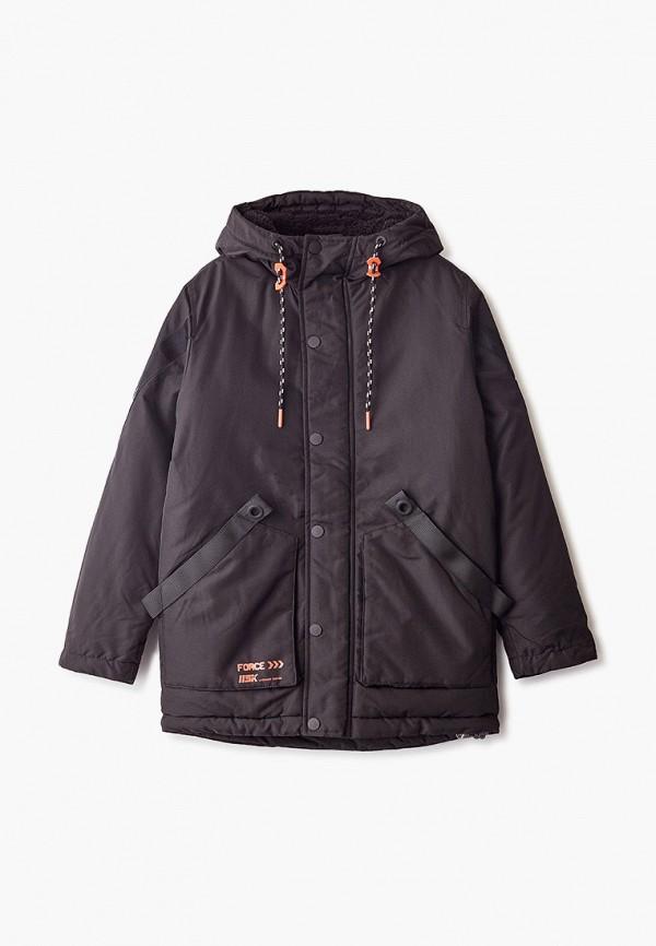 куртка o'stin для мальчика, черная