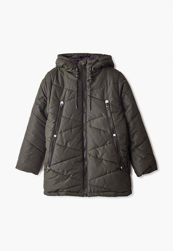 куртка o'stin для мальчика, хаки