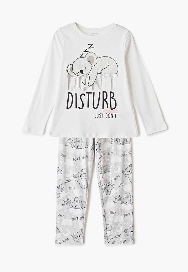 пижама o'stin для девочки, разноцветная