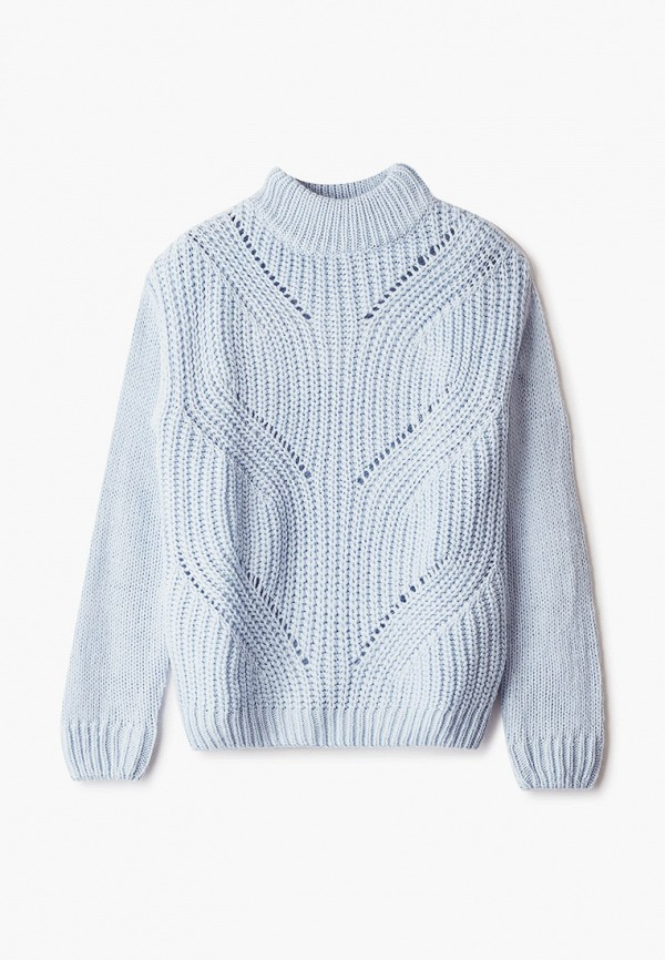 свитер o'stin для девочки, голубой