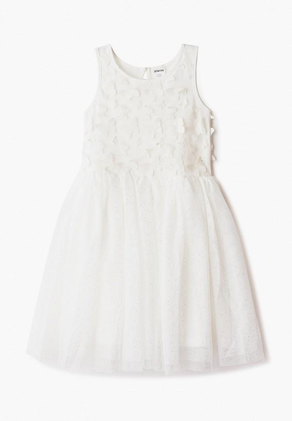 платье o'stin для девочки, белое