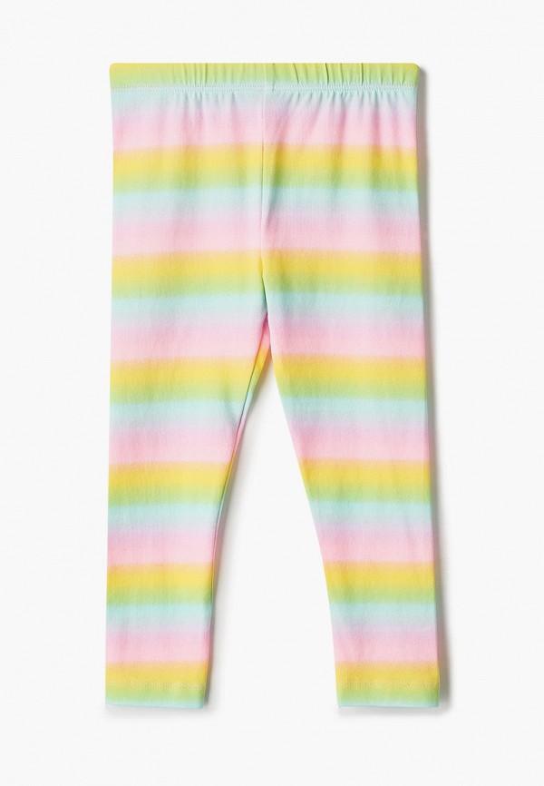 леггинсы o'stin для девочки, разноцветные