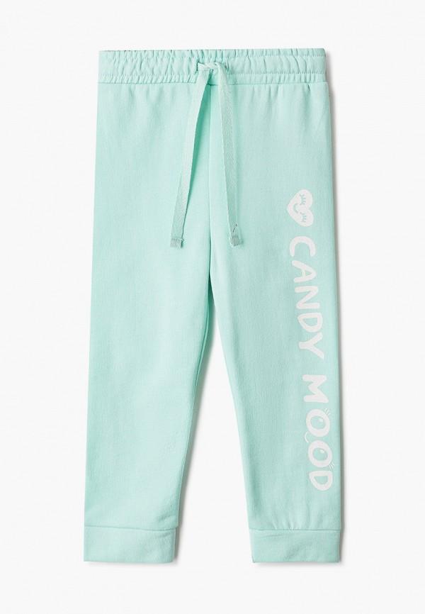 спортивные брюки o'stin для девочки, зеленые