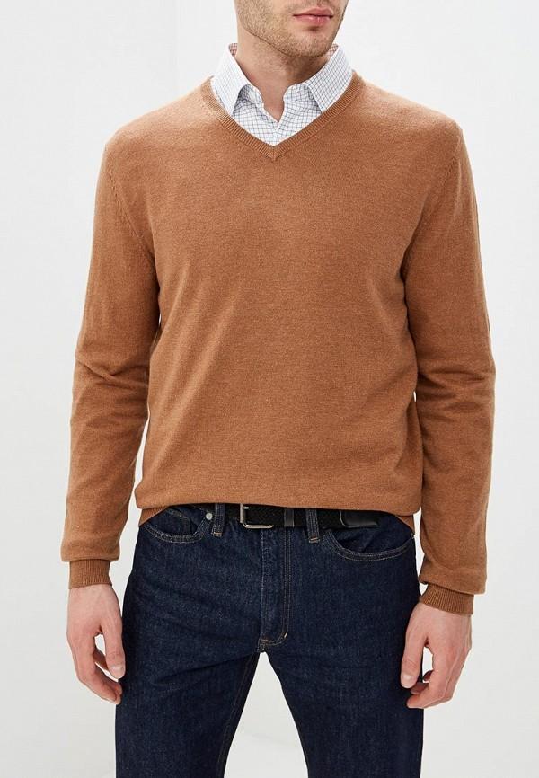 мужской пуловер o'stin, коричневый