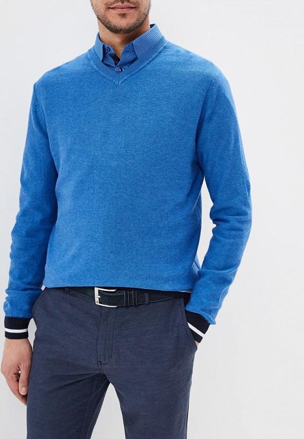 мужской пуловер o'stin, синий