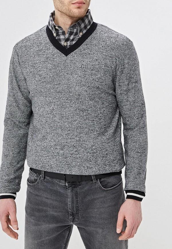 мужской пуловер o'stin, серый