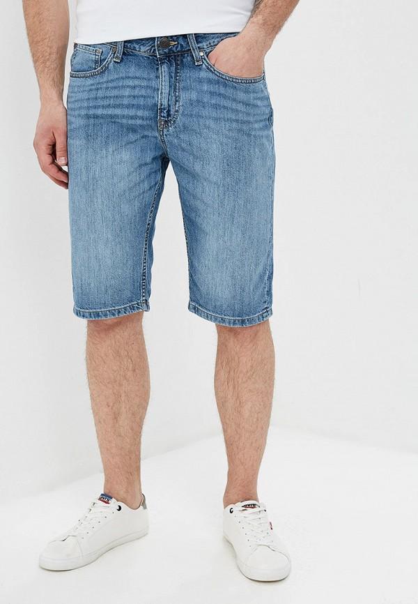 мужские джинсовые шорты o'stin, синие