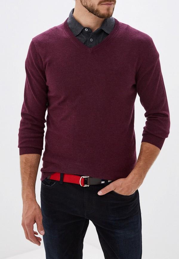 мужской пуловер o'stin, фиолетовый