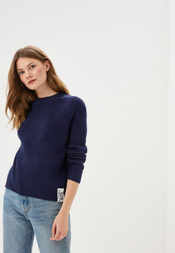 Купить Джемпер O'stin, os004ewdaql5, синий, Осень-зима 2018/2019