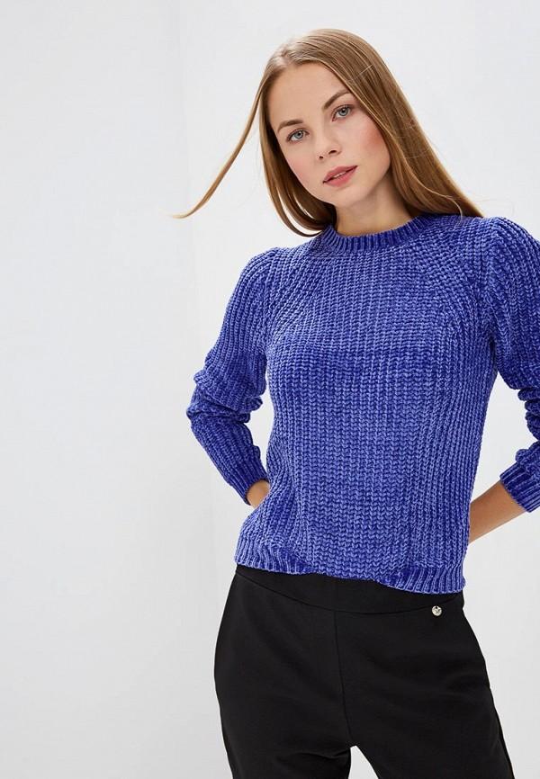 Купить Джемпер O'stin, os004ewdaqn6, фиолетовый, Осень-зима 2018/2019