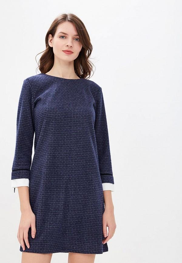 Купить Платье O'stin, os004ewdara2, синий, Осень-зима 2018/2019