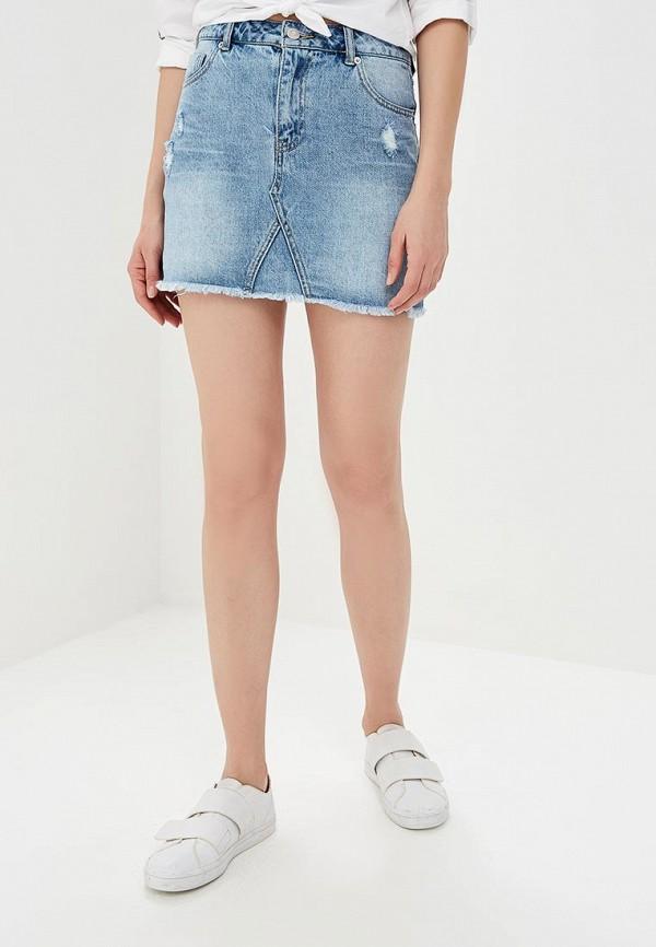 Юбка джинсовая O