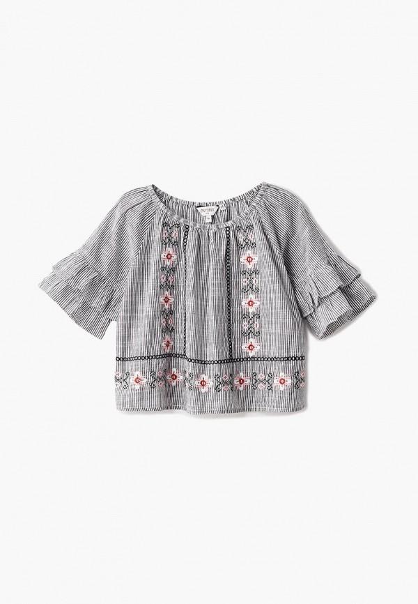 Фото - Блузу Outfit Kids серебрянного цвета