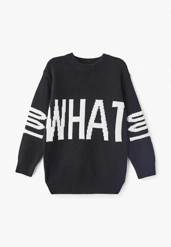 джемпер outfit kids для мальчика, черный