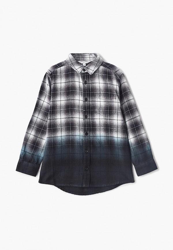 рубашка outfit kids для мальчика, серая